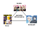 Good animes with canon lgbt rep