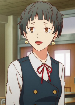 Waka Kurihara anime