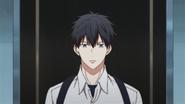 Ritsuka standing at the dorm (3)