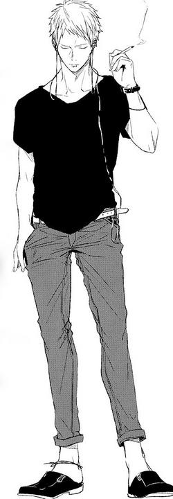 Akihiko Kaji manga