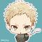 Given Major Debut Commemoration, SD Character Ban & Icon Present (Akihiko)