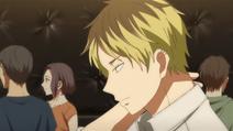 Hiiragi talking to Tsubaki (2)