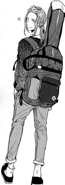 Haruki Nakayama manga profile