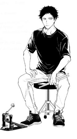 Shizusumi Yagi manga