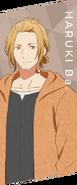 Character haruki on