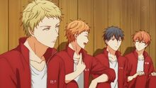 Shogo going to play basketball for the tournament