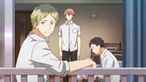 Hiiragi & Yagi at Mafuyu's place (21)