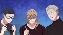 Koji, Haruki & Akihiko speechless (52)