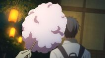 Mafuyu's Cotton Candy Tweet
