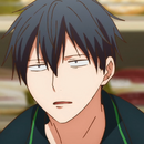 Ritsuka open mouthed face