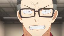 Koji angry at the band (40)