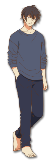 Character ugetsu