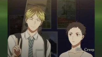 TVアニメ「ギヴン」予告| 06「Creep」