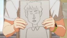Ryuu's drawing