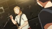 Haruki noticing Ritsuka returning (48)