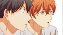 Ritsuka & Mafuyu listening to Haruki (11)