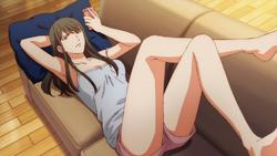 Yayoi Uenoyama anime