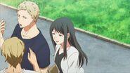 Yayoi going with Akihiko