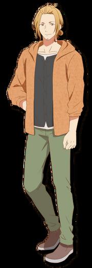 Character haruki
