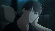 Ritsuka listening to Haruki (58)