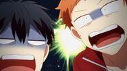 Ritsuka and Shogo shocked