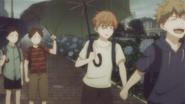 Hiiragi screaming at Mafuyu & Yuki (10)