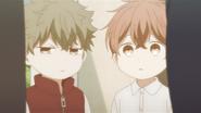 Mafuyu & Yuki watching what is going on (9)