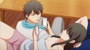Ritsuka asking Yayoi