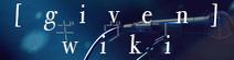 Given Wiki-wordmark-v1