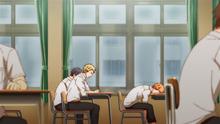 Ritsuka, Ryuu & Shogo talking (5)