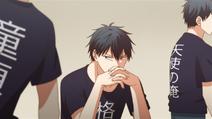 The cool Ritsuka sitting (3)