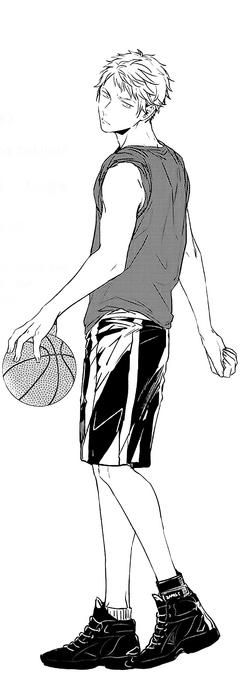 Ryou Ueki manga