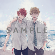 Volume 1 Illustration Sample (Mafuyu & Yuki)