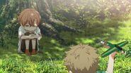 Yuki wondering what Mafuyu is doing