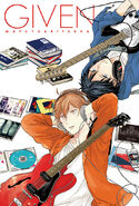 Given Mafuyu and Ritsuka listening to music