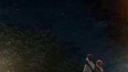 Ritsuka & Mafuyu talking looking up the stars (66)