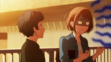 Kasai not able to understand the relationship between Ritsuka and Mafuyu