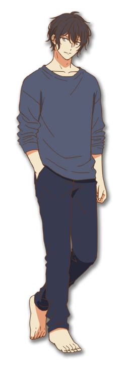 Ugetsu Murata anime
