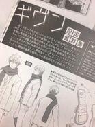 Mafuyu Sato Anime sketches
