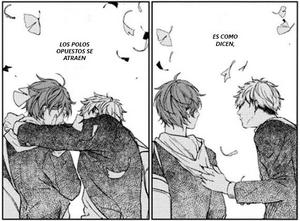 Mafuyu y Yuki
