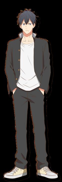Ritsuka Uenoyama anime