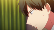 Akihiko thinking of Ritsuka's love as a bomb (27)