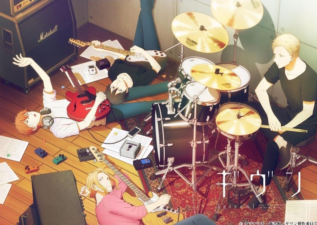 TVアニメ『ギヴン』公式 (@given anime) Twitter