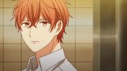 Mafuyu asking Haruki about love Ep6