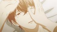 Yuki touching Mafuyu's head (16)