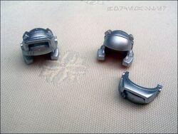 PM 2010 helmets