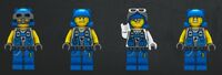 Power Miners-minifigures