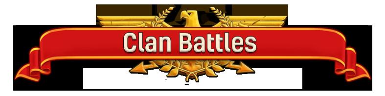 ClanBattles banner