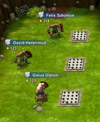 Defense team