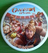 Gladiatori di Roma frisbee